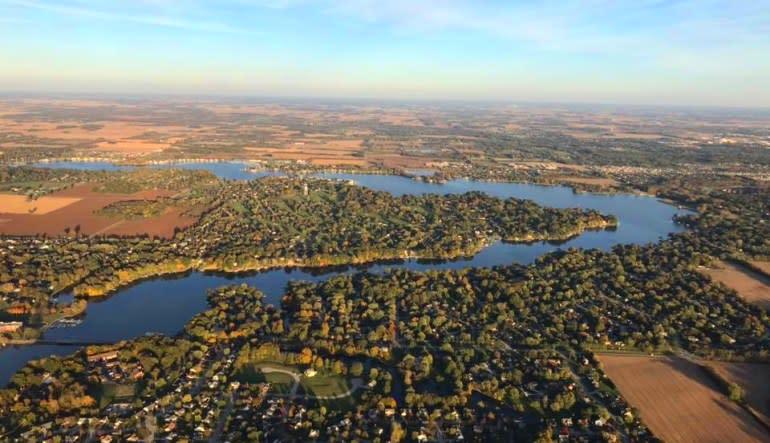 Hot Air Balloon Ride Indianapolis - 1 Hour Flight Views