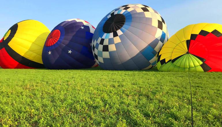 Hot Air Balloon Ride Indianapolis - 1 Hour Flight Prep