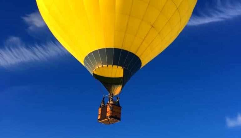 Hot Air Balloon Ride Indianapolis, Private Basket for 2