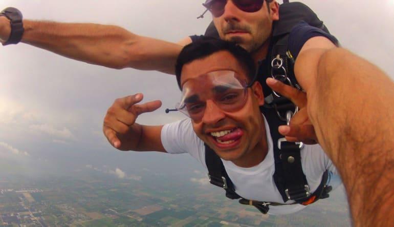 Skydiving Miami, Weekend - 10,000ft Jump Man