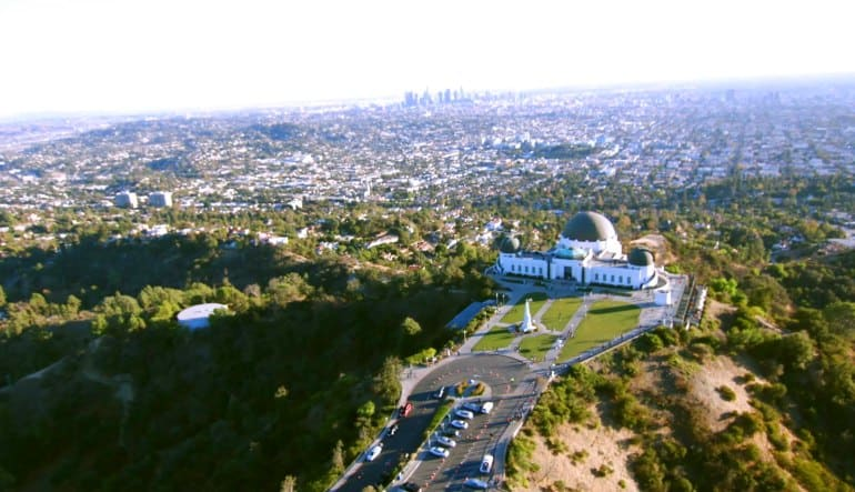 Private Helicopter Ride Los Angeles, Hollywood Sign and Downtown Tour