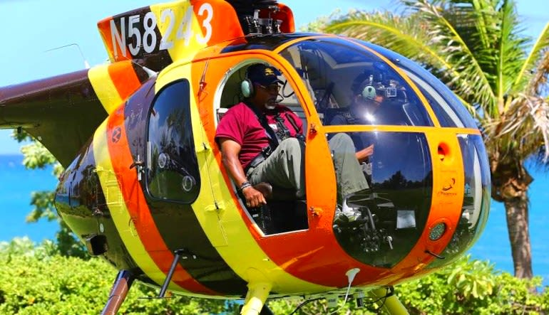 Helicopter Tour Oahu - Doors Off Magnum Experience Aircraft