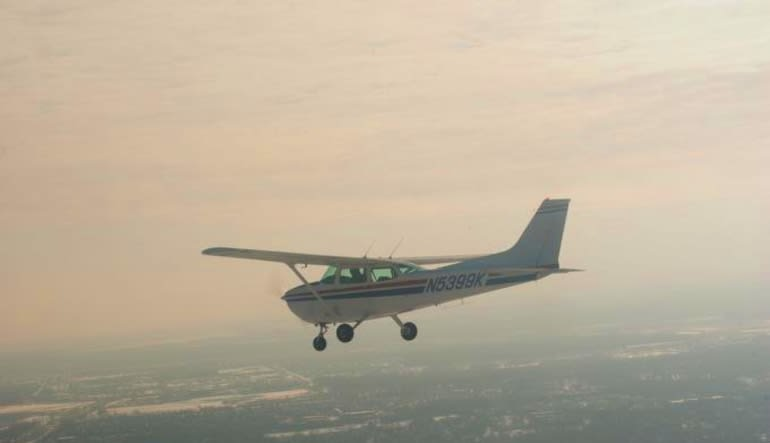 Schaumburg Flight Lesson, Includes 2 Passengers