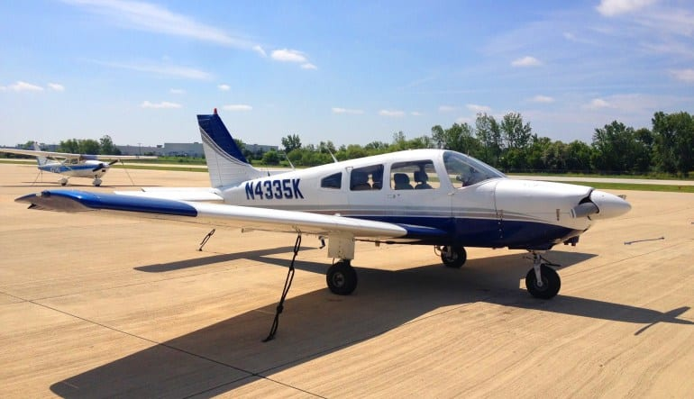 Schaumburg Flight Lesson, Includes 2 Passengers Aircraft