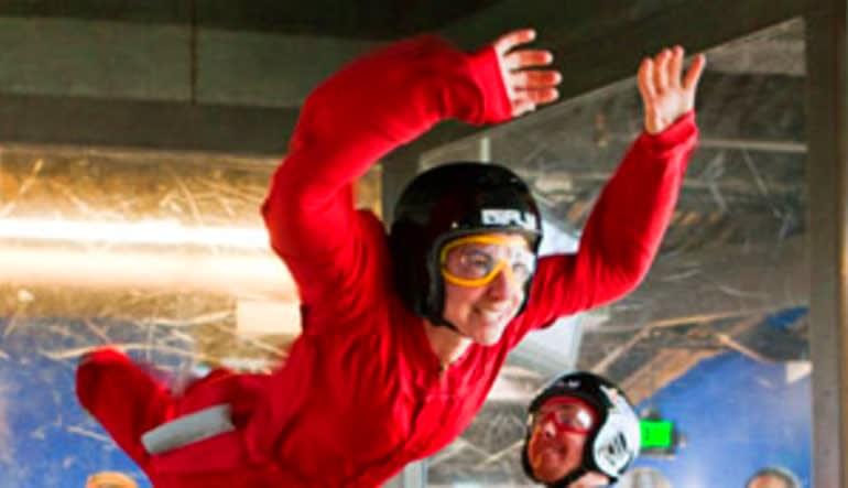 Indoor Skydiving Chicago, Rosemont Wings