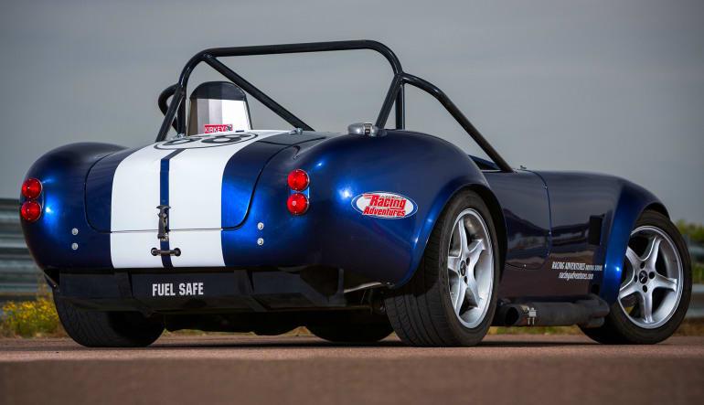 Cobra Repliracer 6 Lap Drive - Houston Grandsport Speedway