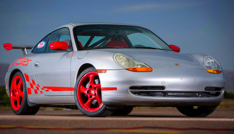 Porsche 911 Carrera 6 Lap Drive