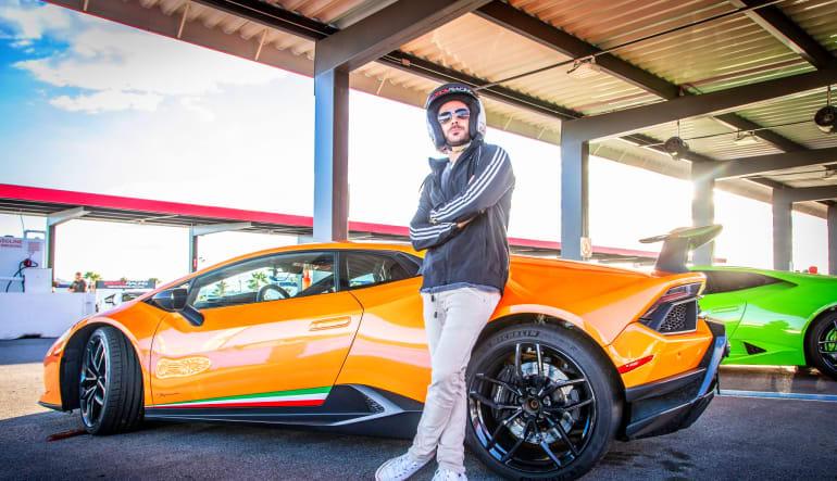 Lamborghini Huracan LP610 Drive Zac Efron