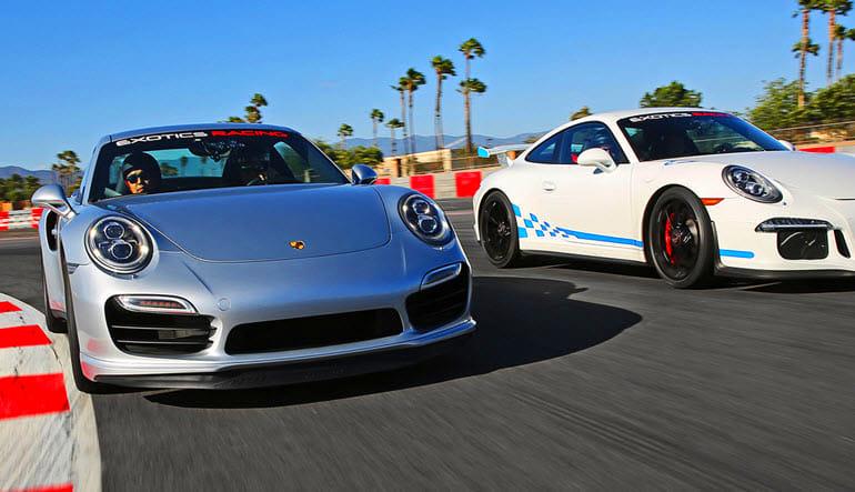 Porsche Cayman GTS Drive, 5 Laps Fleet