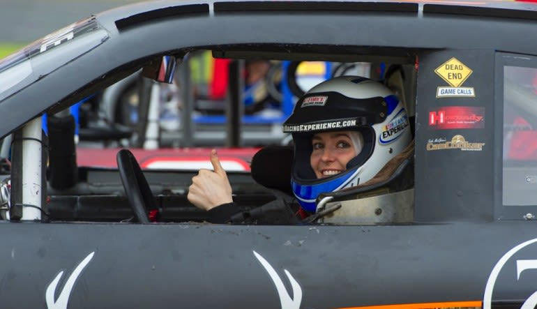 NASCAR Drive, 8 Minute Time Trial Lady