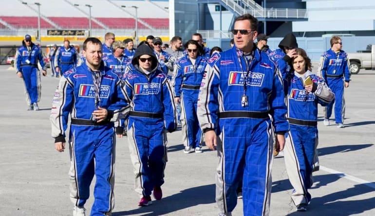NASCAR Ride, 3 Laps - Charlotte Motor Speedway Group