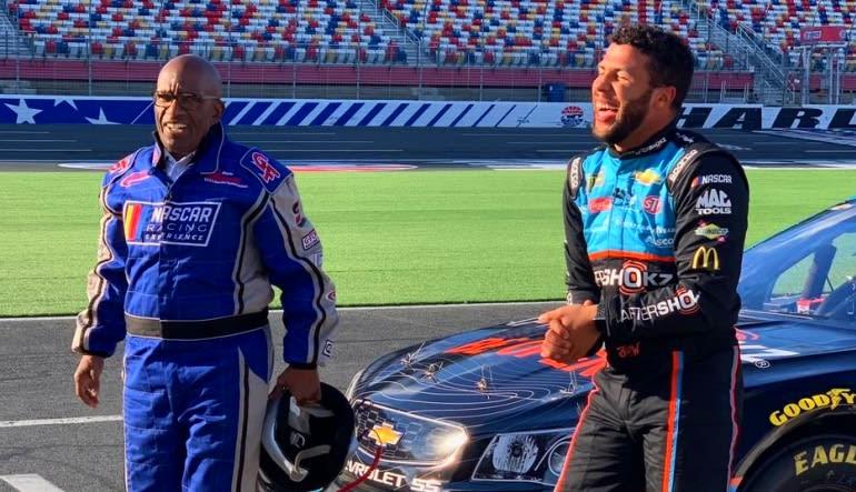 NASCAR Ride, 3 Laps - Charlotte Motor Speedway Team