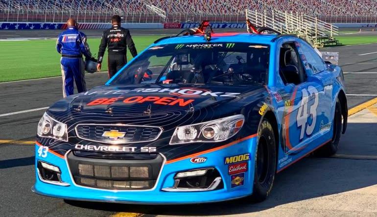 NASCAR Ride, 3 Laps - Charlotte Motor Speedway Instructor