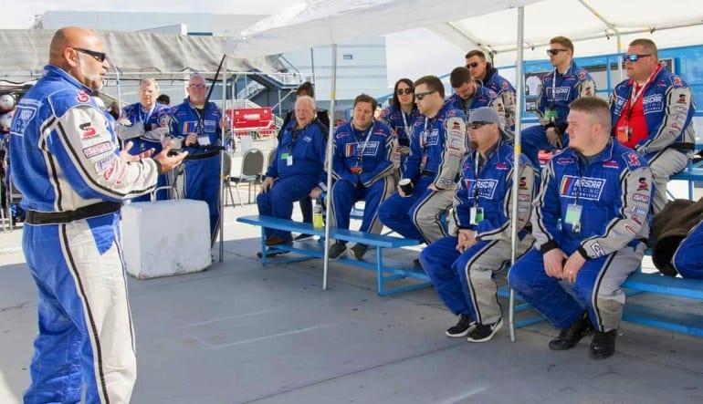 NASCAR Ride, 3 Laps - Kansas Speedway Group