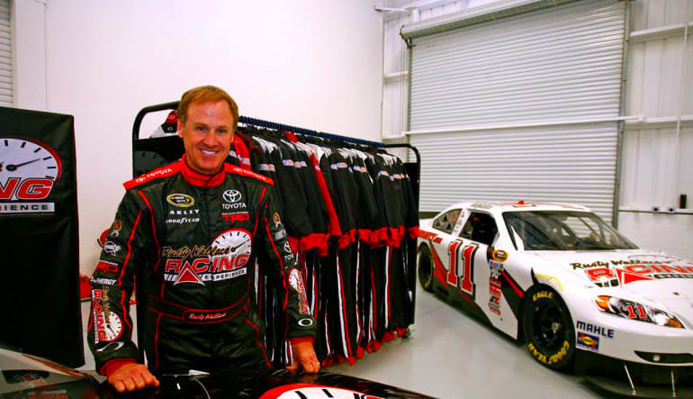 Rusty Wallace Stockcar Drive Geared Up