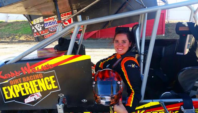 Dirt Track Racing Customer Photo