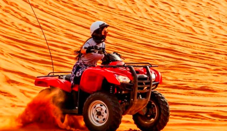 ATV and Jeep Adventure Tours