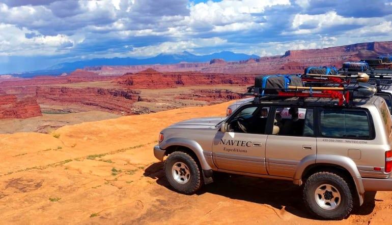 Arches National Park 4x4 Tour
