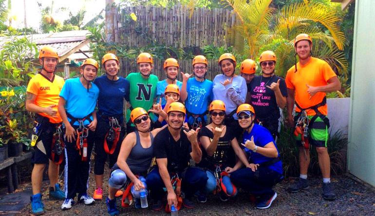 Zipline Maui Group