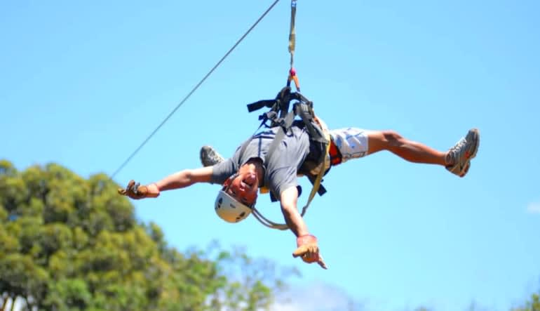 Northshore Zipline Stretch Out