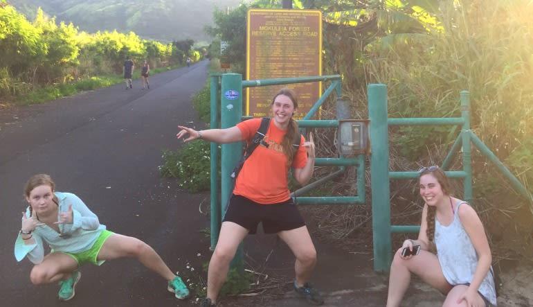 Beginners Guided Hike Oahu Friends