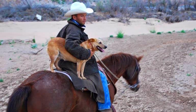 Wild West Horseback Riding Las Vegas - Breakfast Ride