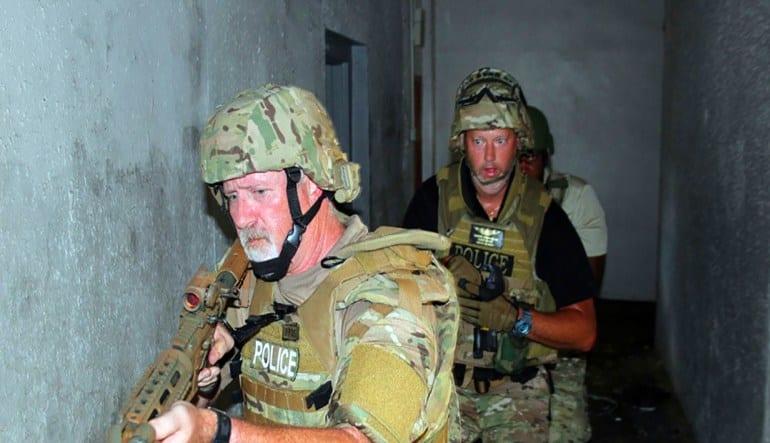Themed Tactical Adventure - Las Vegas SWAT