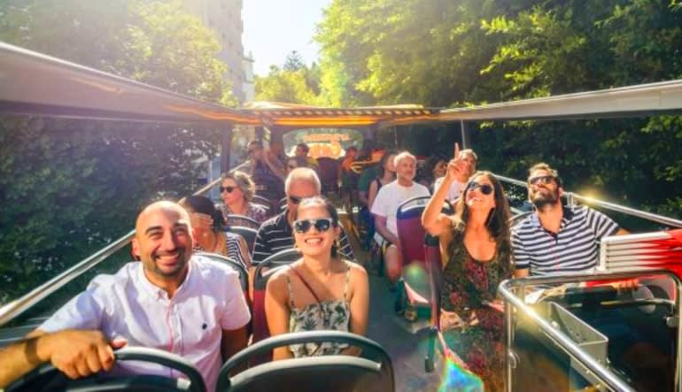 San Antonio Bus Tour, 1 Day Hop-On-Hop-Off Tour