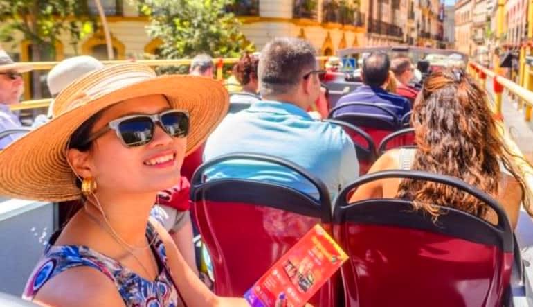 San Antonio Bus Tour, 1 Day Hop-On-Hop-Off Tour Hat