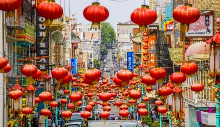 San Francisco Bus Tour, 2 Day Hop-On-Hop-Off Tour China Town