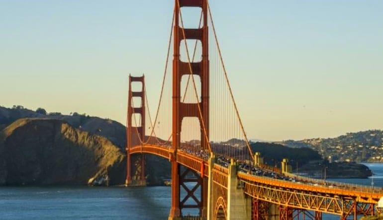 San Francisco Bus Tour, 2 Day Hop-On-Hop-Off Tour Golden Gate Bridge