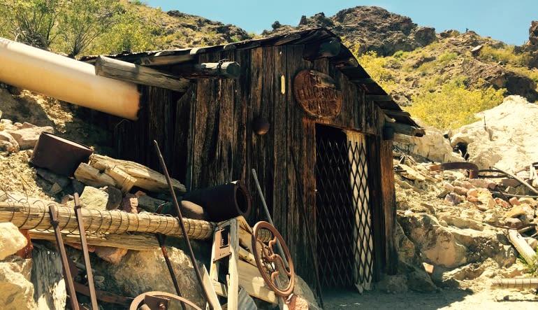 Eldorado Canyon Mine Coach Bus Tour from Las Vegas