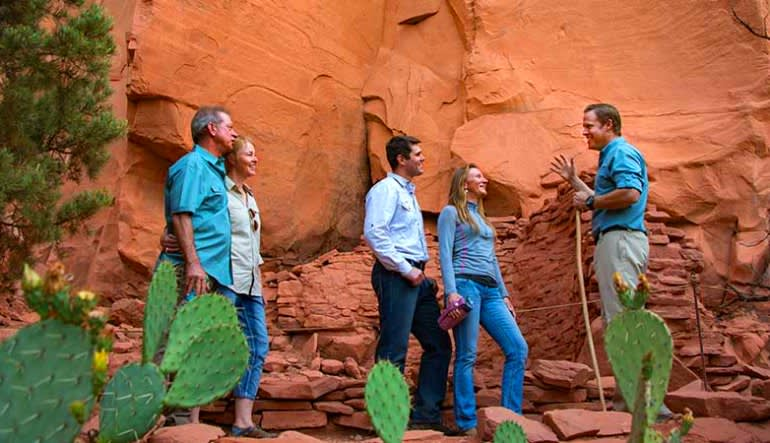 Jeep Tour Sedona, Ancient Ruins Tour Guide