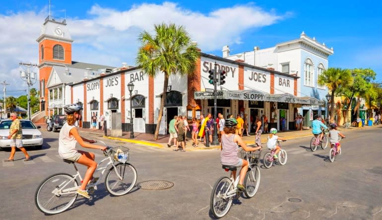 Motor Coach Shuttle, Miami to Key West Express (Round Trip!)  Local Places