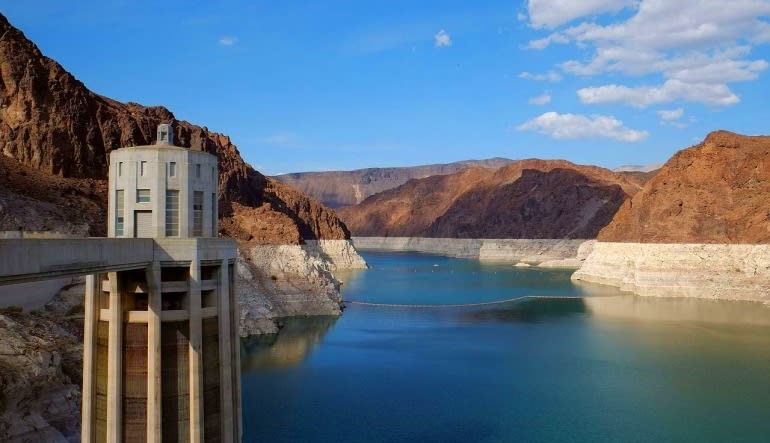 Hoover Dam Coach Bus and Interior Tour from Las Vegas, Half Day Trip Dam