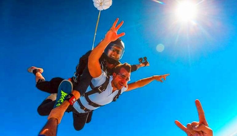 Skydive Orlando, Titusville - 11,000ft Jump Man