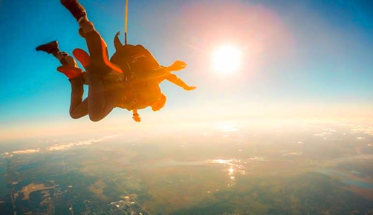 Skydive Orlando, Titusville - 11,000ft Jump Sunshine