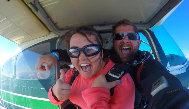 Skydive New Orleans - 10,500ft Jump Plunge