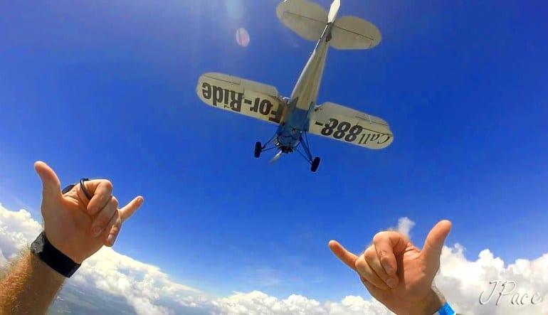 Biplane Flight Cocoa Beach - 17 Minute Flight Impressive