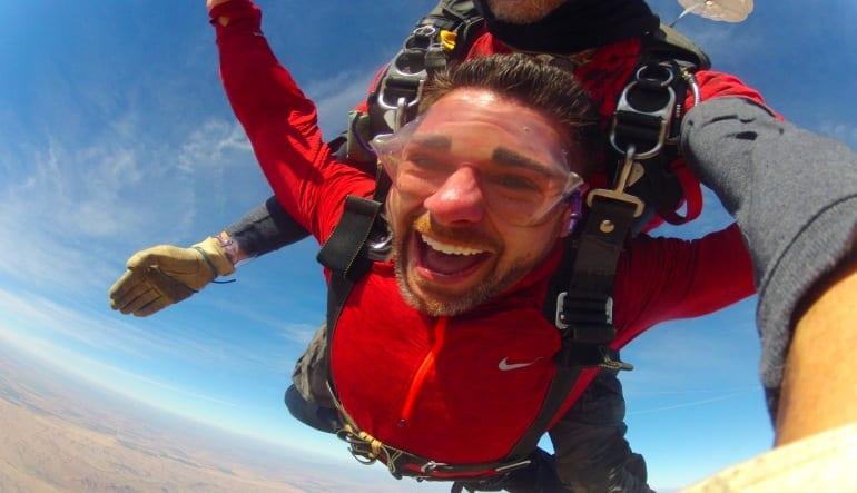 Skydiving Phoenix, Weekend - 10,000ft Jump