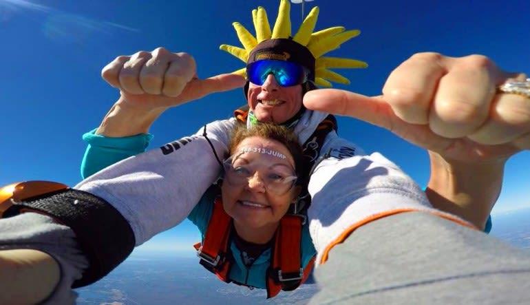 Skydive Savannah, Augusta Silly