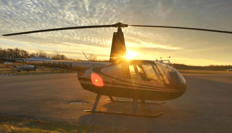 Helicopter Introductory Flight Lesson, Philadelphia Aircraft