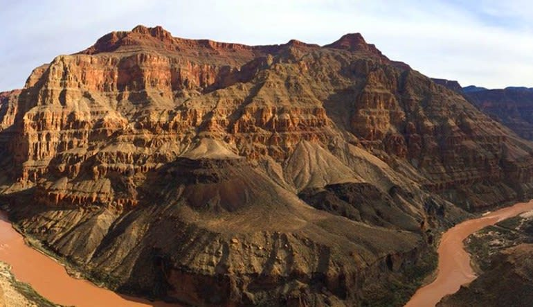 Grand Canyon North Plane and 4x4 Tour Landscape
