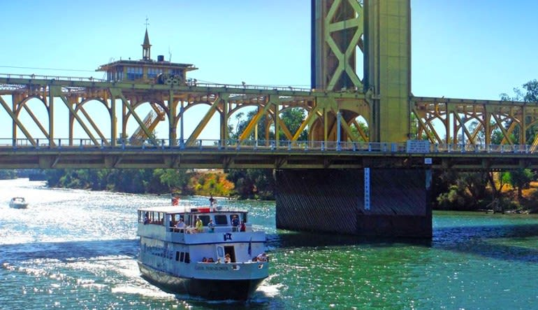 Sacramento River Cruise - 1 Hour