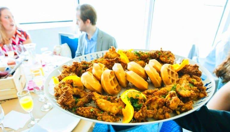 Sunday Brunch Jazz Cruise New York City - 2 Hours Food