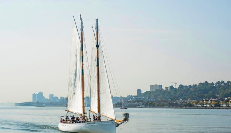 NYC Saturday Sail to Statue of Liberty - 2 Hours