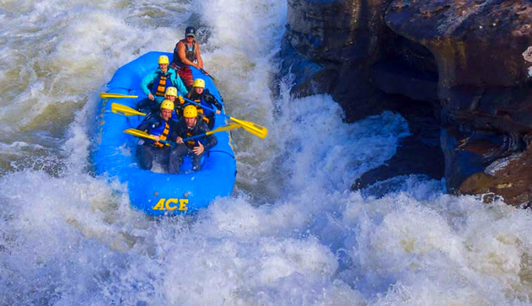 Whitewater Rafting Gauley River, Regular Rate - Full Day Rapids