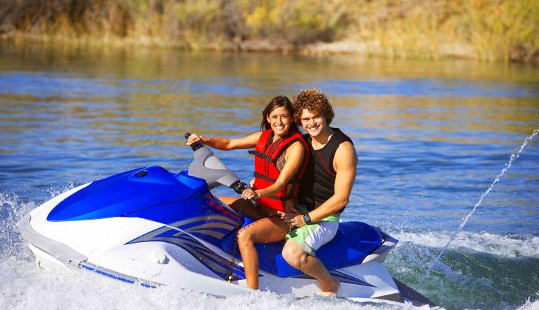 Jet Ski Rental, St. George - 2 Hours Couple