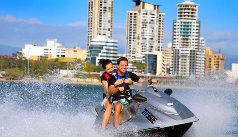 Jet Ski Ride Miami - 30 Minutes SPECIAL OFFER