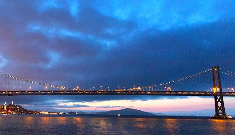 Saturday Dinner Cruise San Francisco - 3 Hours Bridge